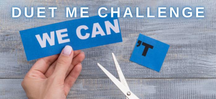 Duet Me Challenge